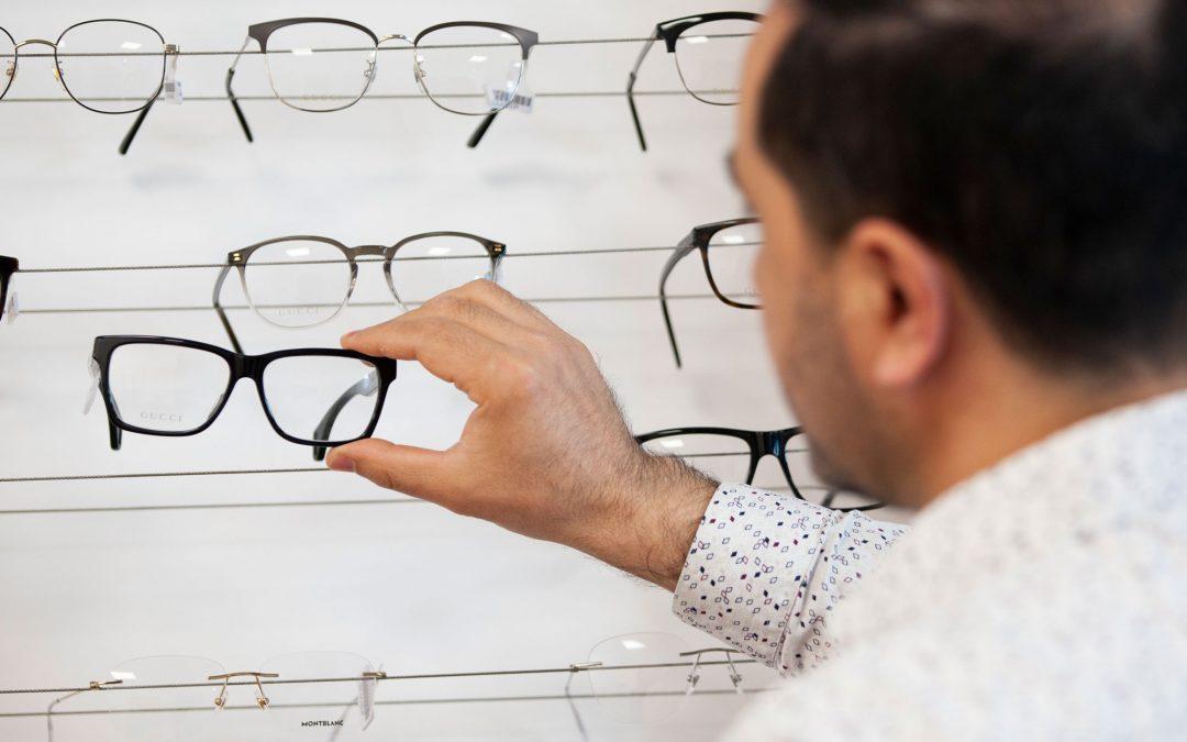 Rachid Azdimousa, votre opticien chez Binocles & Compagnie
